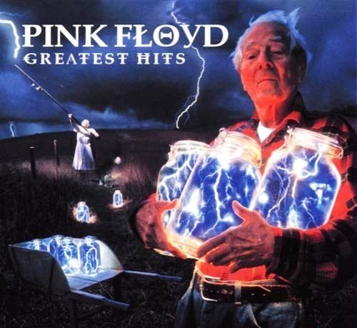Постер к Pink Floyd - Greatest Hits [2CD] (2009)