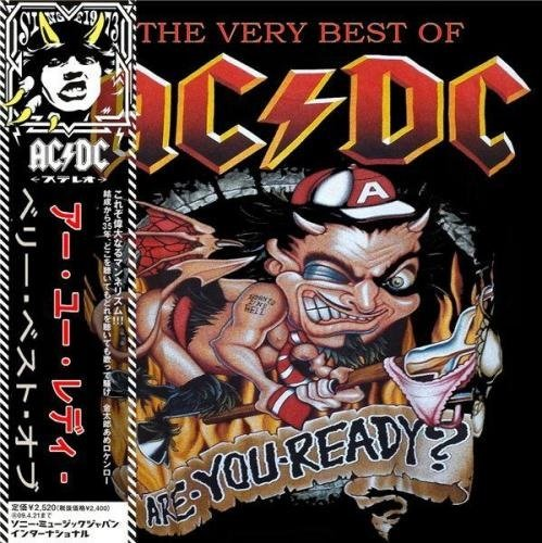 Постер к AC/DC - Are You Ready? The Very Best Of 2CD (2016)