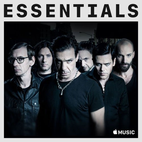 Постер к Rammstein - Essentials (2018)