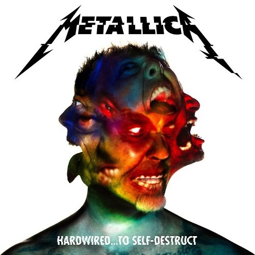 Постер к Metallica - Hardwired…To Self-Destruct [3CD Limited Deluxe Edition] (2016)