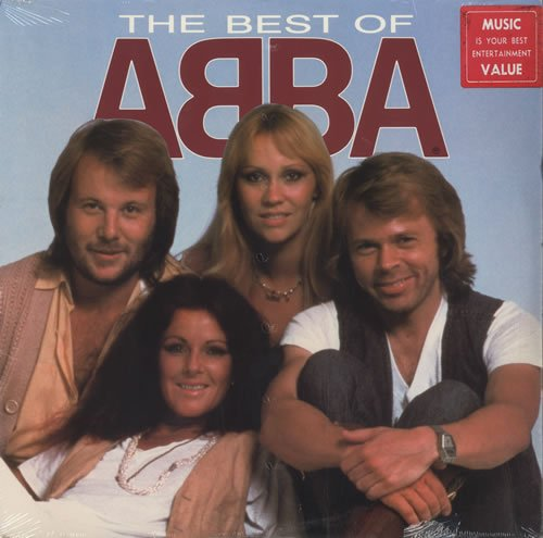 Постер к ABBA - The best of ABBA (2005)
