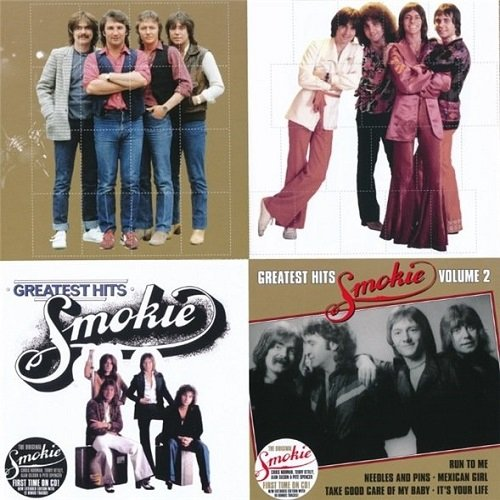 Smokie - Greatest Hits. Vol.1-2 (New Extended Version) (2017)