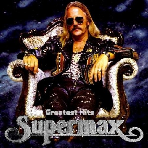Постер к Supermax - Greatest Hits (2012)