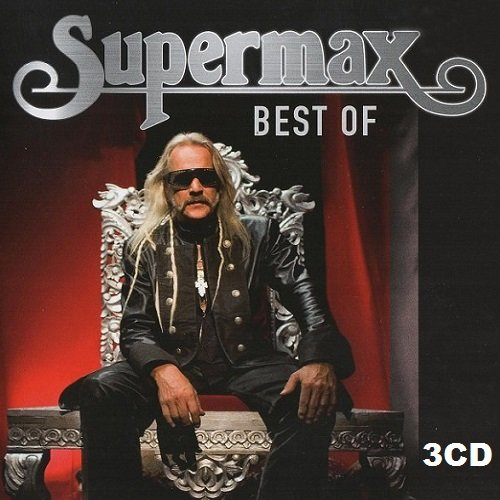 Постер к Supermax - The Best Of [3CD] (2014)