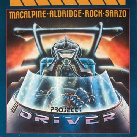 Постер к M.A.R.S - Project Driver (1987)