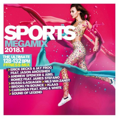 Sports Megamix. 3CD (2018)