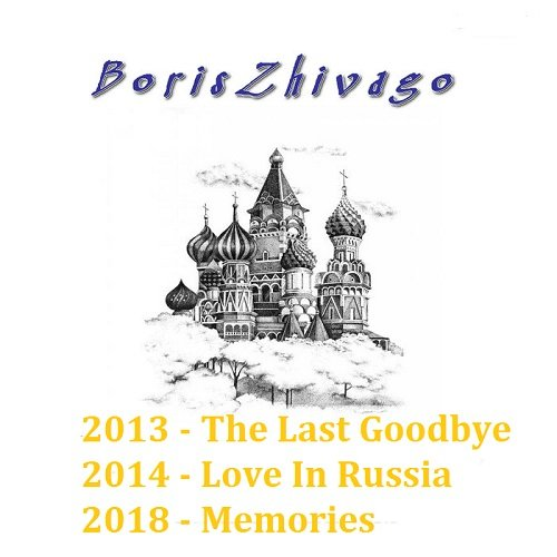 Постер к Boris Zhivago - Collection. 3CD (2013-2018)