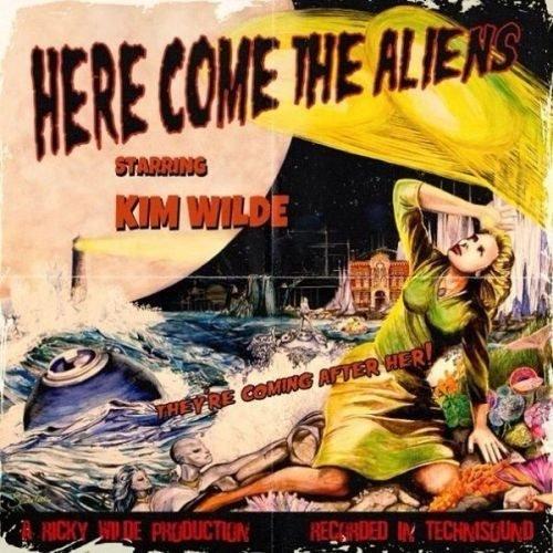 Постер к Kim Wilde - Here Comes The Aliens (2018)