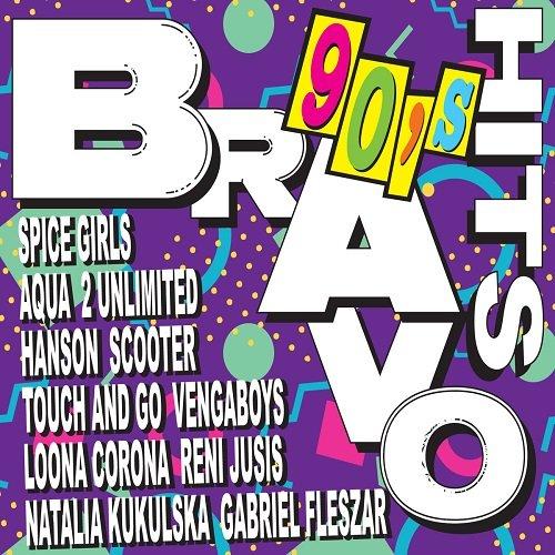 Постер к Bravo Hits 90's. 2CD (2018)