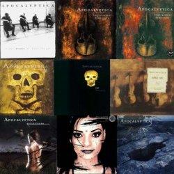 Постер к Apocalyptica - Discography (1996-2013)