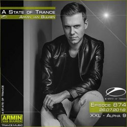 Постер к Armin van Buuren - A State of Trance 874 (26.07.2018)