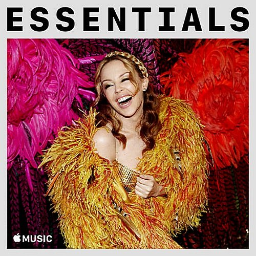 Kylie Minogue - Essentials (2018)