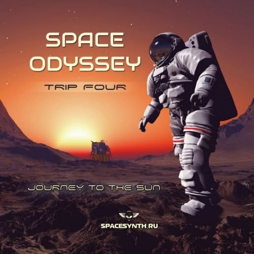Постер к Space Odyssey: Journey To The Sun. 2CD (2018)