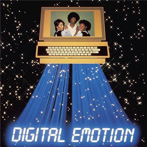 Постер к Digital Emotion - Digital Emotion & Outside In The Dark (2002)