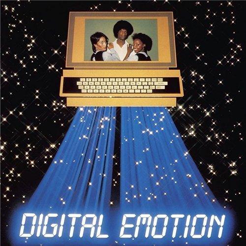Постер к Digital Emotion - Digital Emotion & Outside In The Dark (2002)