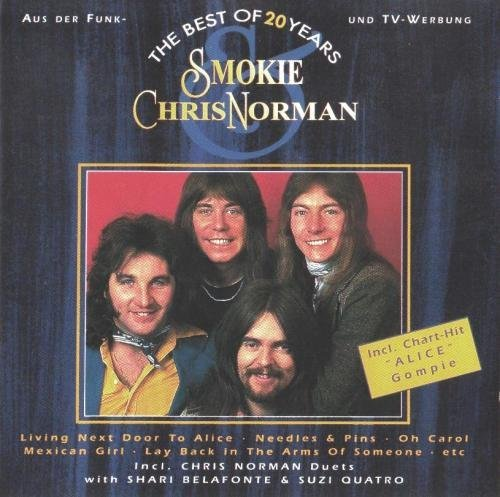 Постер к Smokie & Chris Norman - The Best Of 20 Years (1995)