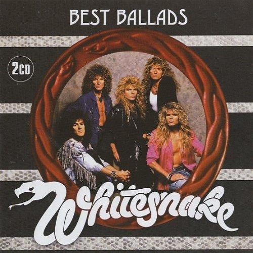 Постер к Whitesnake - Best Ballads. 2CD (2014)