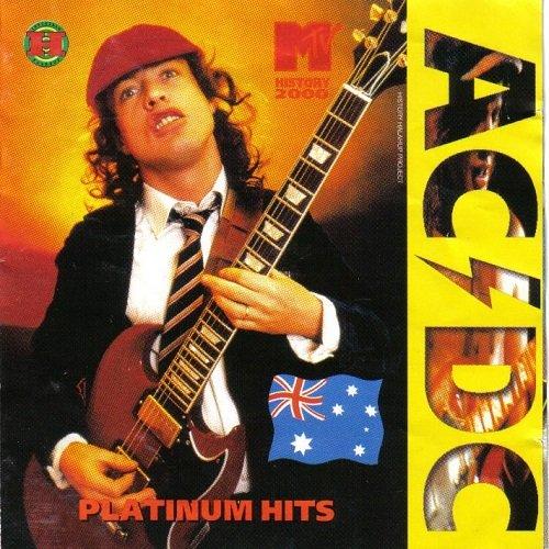 Постер к AC/DC - Platinum Hits. 2CD (2001) MP3