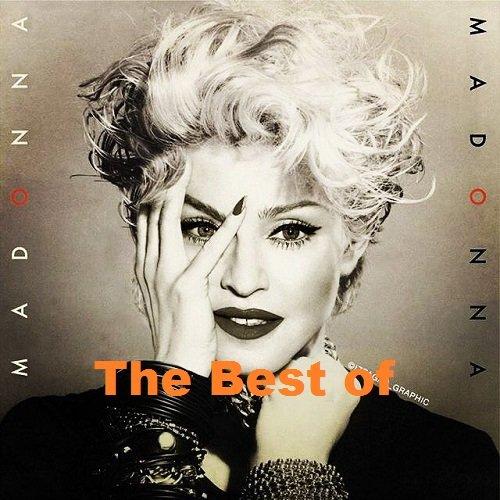 Постер к Madonna - The Best of (2016)
