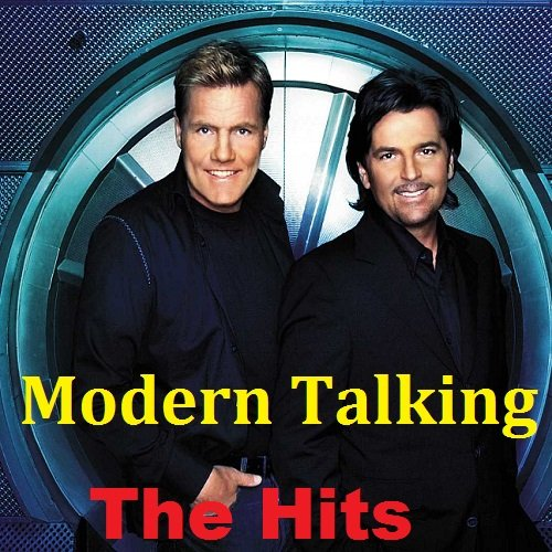 Modern Talking - The Hits. 2CD (2018)