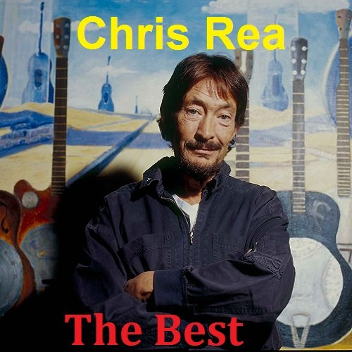 Постер к Chris Rea - The Best (2018)