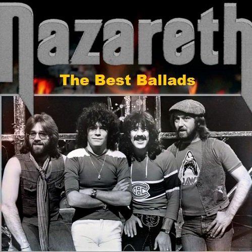 Постер к Nazareth - The Best Ballads (2018) MP3