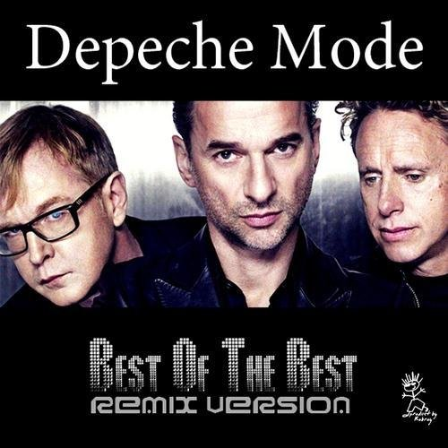 Постер к Depeche Mode - Best Of The Best. Remix Version (2011)