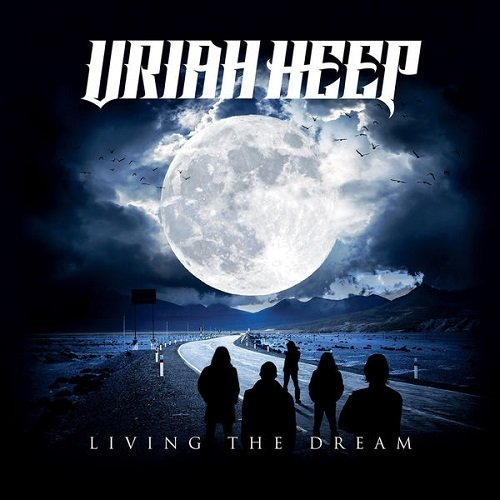 Постер к Uriah Heep - Living the Dream (2018)