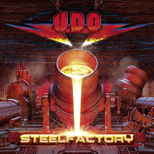 U.D.O. - Steelfactory [Limited Digipak Edition] (2018)