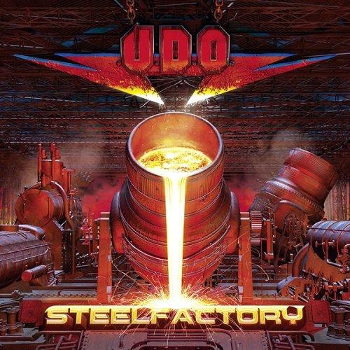 Постер к U.D.O. - Steelfactory [Limited Digipak Edition] (2018)