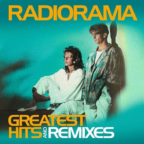 Radiorama - Greatest Hits and Remixes. 2CD (2015)