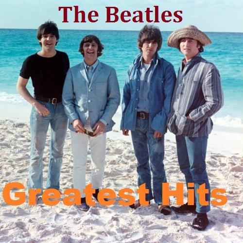Постер к The Beatles - Greatest Hits (2018)