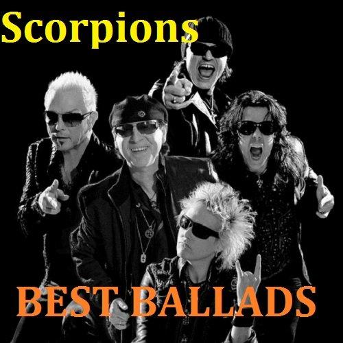 Постер к Scorpions - Best Ballads (2018) МР3