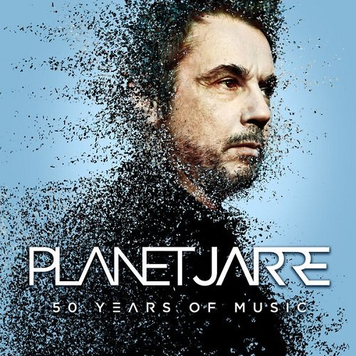 Постер к Jean-Michel Jarre - Planet Jarre: 50 Years Of Music. 4CD (2018)