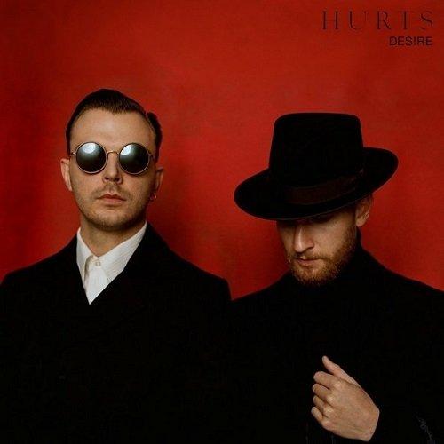 Постер к Hurts - Desire (2017) MP3