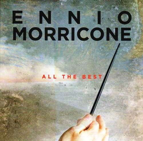 Постер к Ennio Morricone - All The Best (2016)
