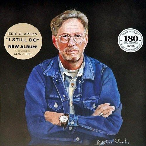 Постер к Eric Clapton - I Still Do (2016)