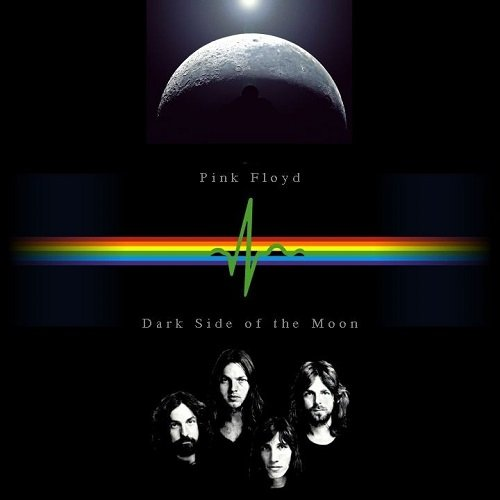 Постер к Pink Floyd - The Dark Side Of The Moon - 1973 (1994)