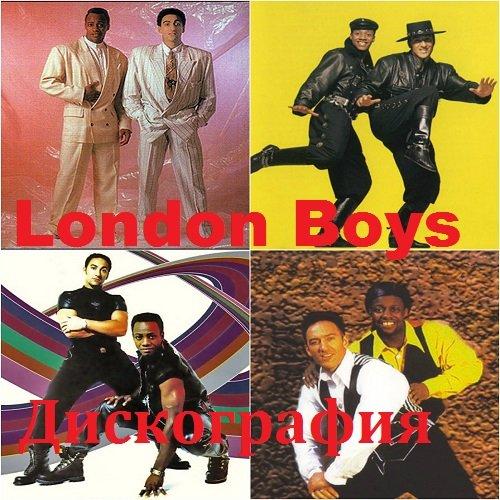 Постер к London Boys - Дискография (1989-2006)
