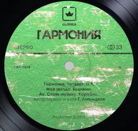 Постер к Бьянка - Гармония (2018)
