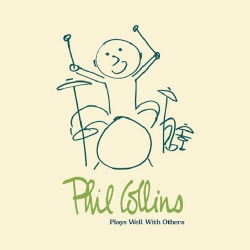 Постер к Phil Collins - Play Well With Others. 4CD (2018) MP3