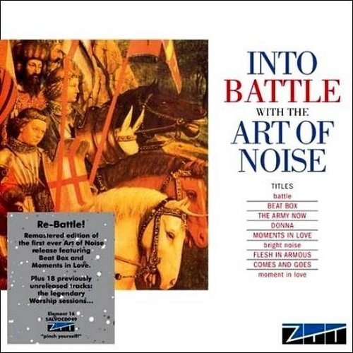 Постер к Art Of Noise - Into Battle With The Art Of Noise (2011)