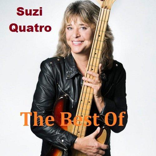 Постер к Suzi Quatro - The Best Of (2018)