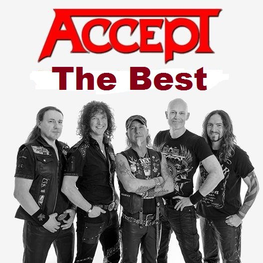Accept - The Best (1979-2014)