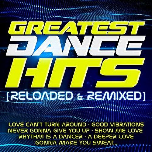 Постер к Greatest Dance Hits (2018)