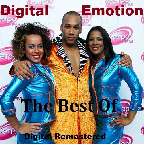 Digital Emotion - The Best Of (Digital Remastered) (2006)