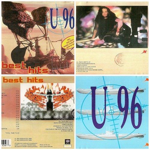Постер к U96 - Best Hits (2001)