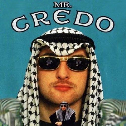 Постер к Mr. Credo - Лучшее (2011)