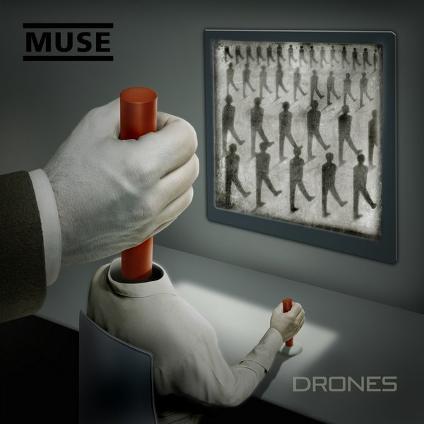 Muse - Drones (2015)