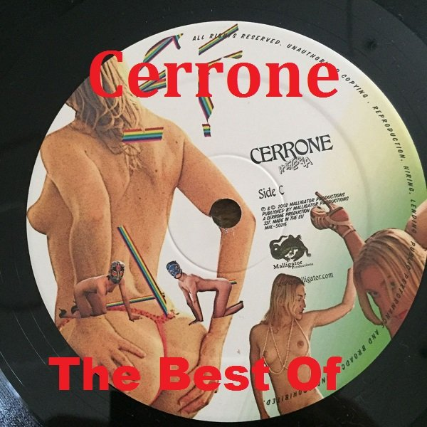 Постер к Cerrone - The Best Of (2018)
